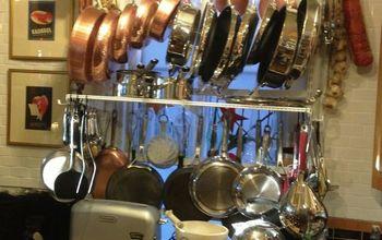 galley kitchen storage rework, kitchen design, storage ideas