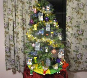 Re Purposed Jean Denim Christmas Tree Ornaments, Christmas Decorations,  Seasonal Holiday Decor