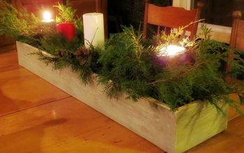 "Advent ""Wreath"" in a Box"