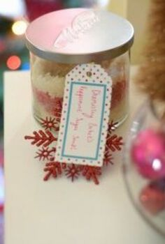 best diy all natural peppermint sugar scrub for christmas gifts