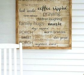 Make Your Entryway Inspire With Cute Messages