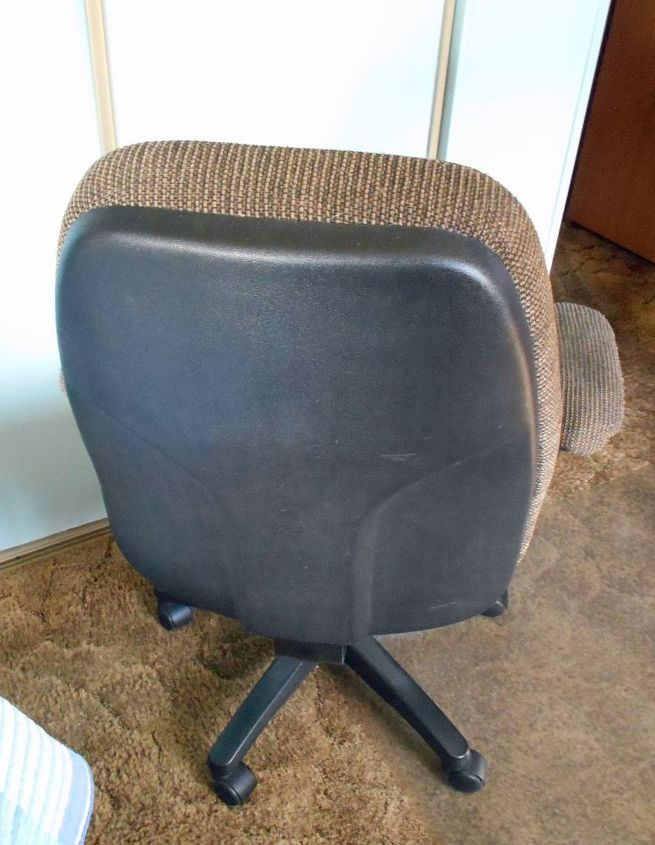 How Do I Recover My Computer Chair