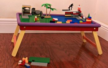 How To DIY A LEGO Table The Easy Way