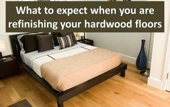 What You Can Expect If You Are Refinishing Your Hardwood Floors