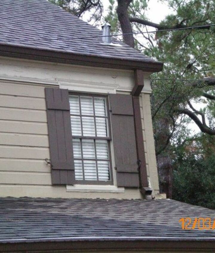i shutter to re purpose, curb appeal