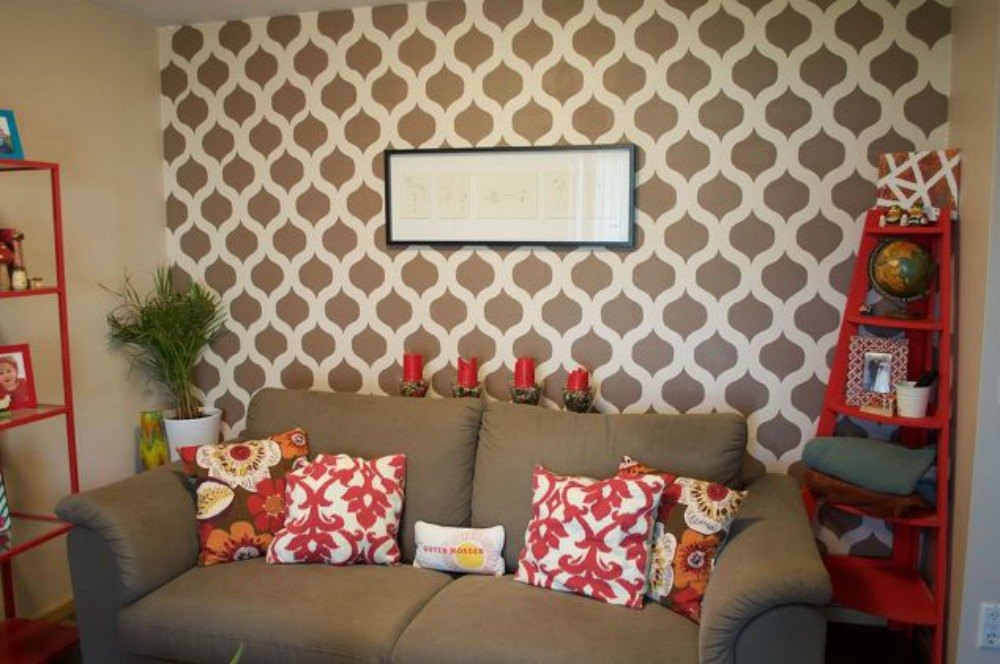 Paint A Simple And Stylish Stencil
