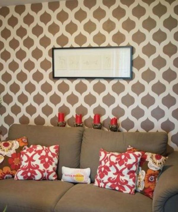 13 Low-Budget Ways to Decorate Your Living Room Walls   Hometalk