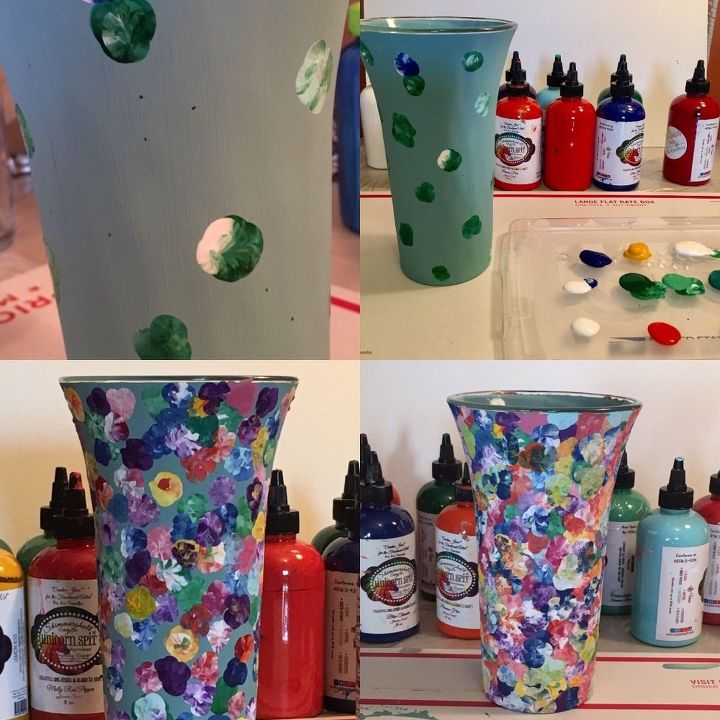 from boring to beautiful easy diy unicorn spit pansy technique