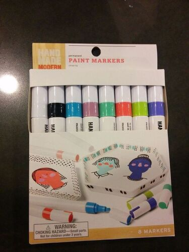 Product Review: Hand Made Modern Paint Markers for Wood Crafts ...