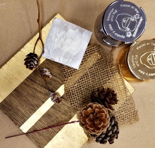 diy gift wrapping ideas using burlap, crafts