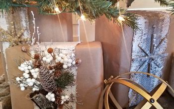 DIY Gift Wrapping Ideas Using Burlap