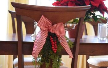inexpensive fast and simple christmas decorating