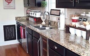 clever space saver kitchen storage shelf, kitchen design, shelving ideas, storage ideas
