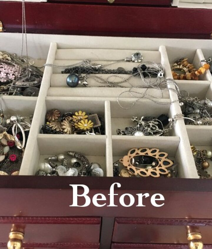 make a jewelry organizer that double as wall decor , home decor, organizing, wall decor