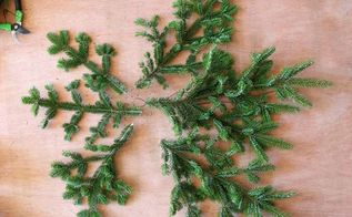 s tired of christmas wreaths try these ideas instead, crafts, wreaths
