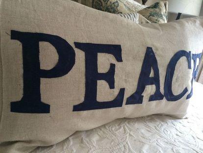 Diy Christmas Pillow Cover Hometalk