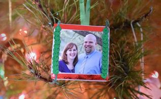 a great way to keep photo christmas cards