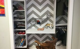 kid s bedroom closet diy, bedroom ideas, closet