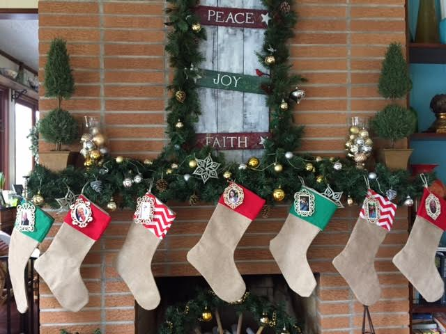 t personalizing christmas stockings