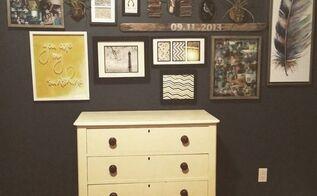 bedroom wall gallery, bedroom ideas