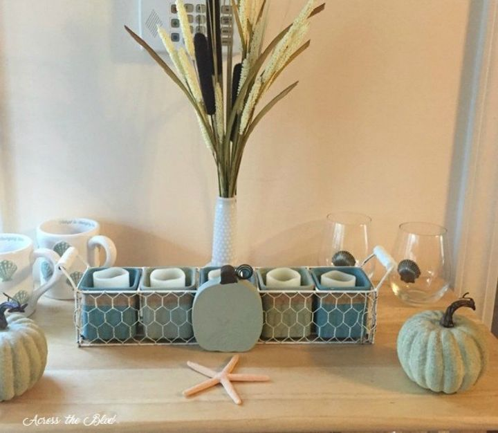 s 14 amazing basket ideas from highly creative moms, crafts, Restyle them as coastal decor