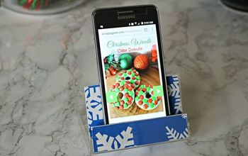 DIY Easy Smartphone Stand