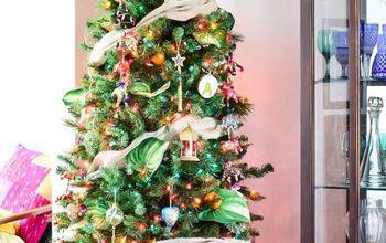 A Very Global Christmas Tree