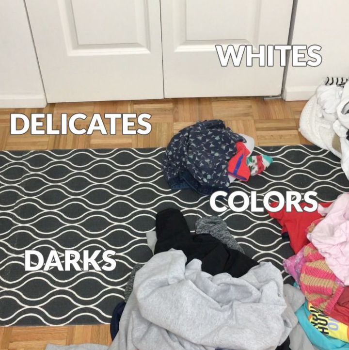 how to do your own laundry, how to