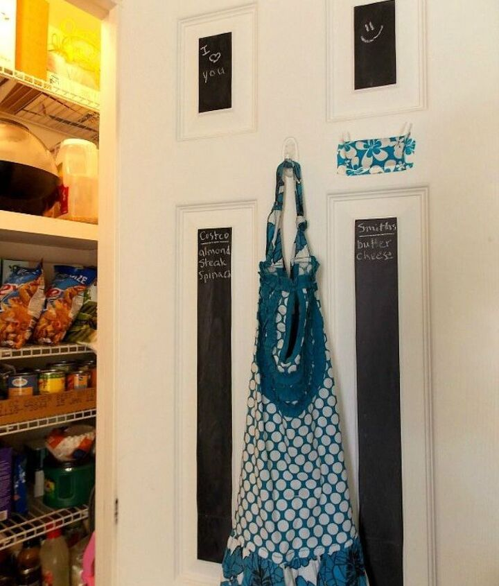 s 14 brilliant command hook hacks for your home, home decor, Keep your apron on hand