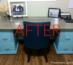 After: Breathtaking Desk Flip