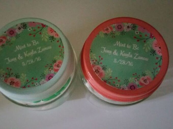 wedding favors made with baby food jars, bedroom ideas