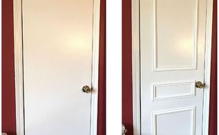 removable door paneling, doors, wall decor