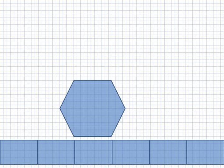 wire hexagon shaped shelf, shelving ideas