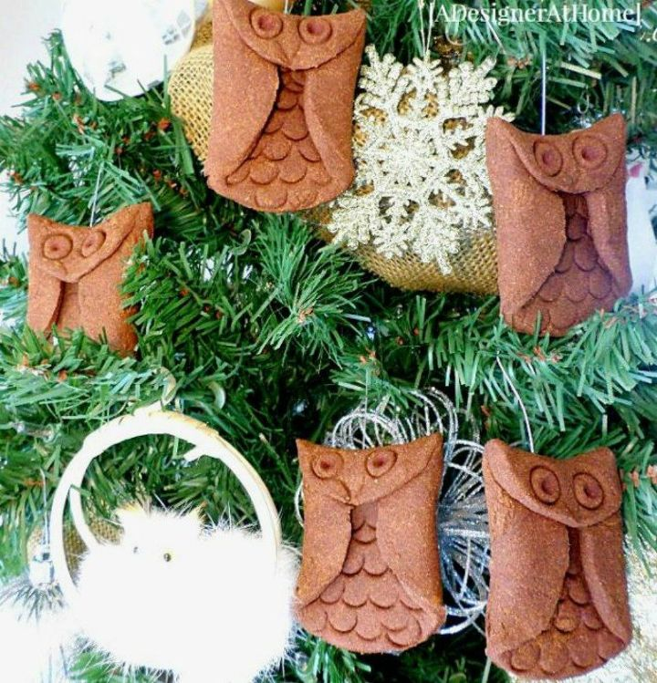 s make your home smell amazing with these diy winter scent ideas, home decor, Or these owl shaped ones
