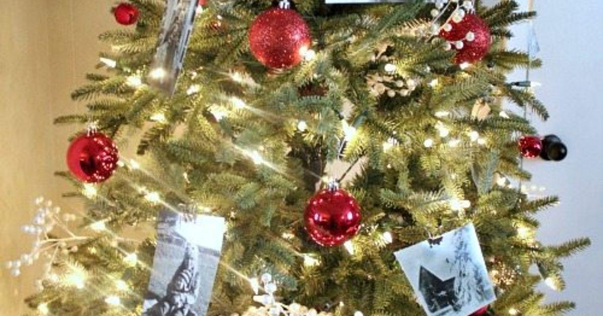 office supply christmas decor hacks hometalk - Office Supply Christmas Decorations