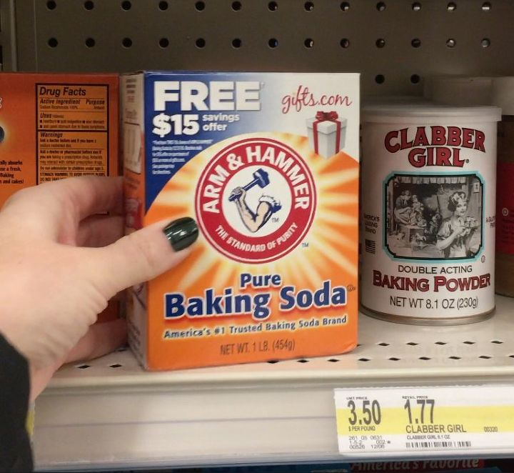 how to get baking soda