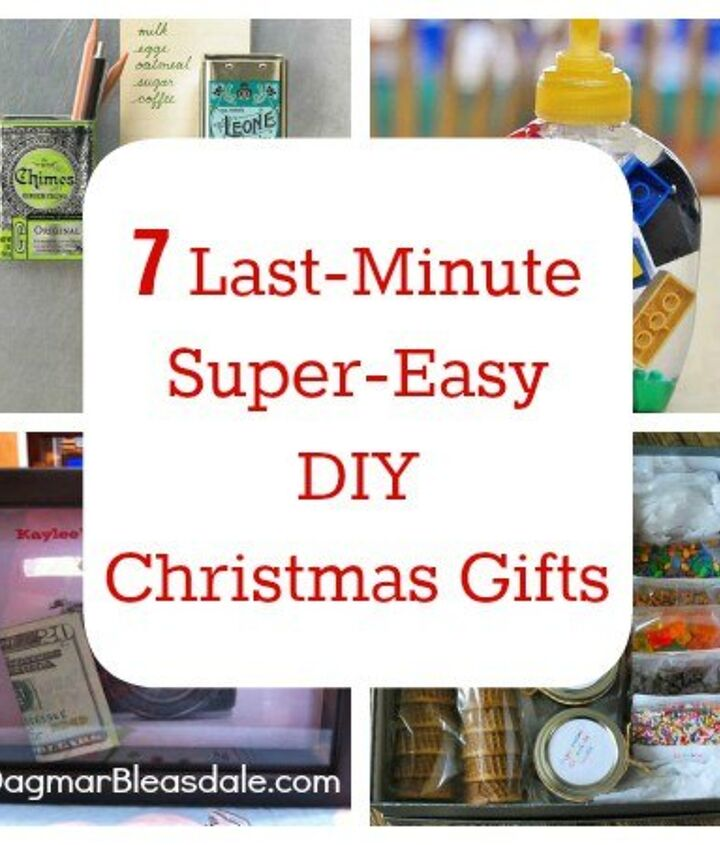 last minute christmas gifts you can still make