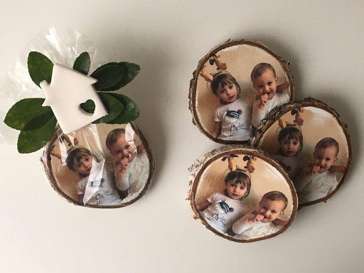 christmas gift fridge magnet photo transfer, appliances