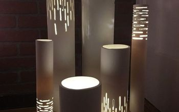 PVC Pipe Lights