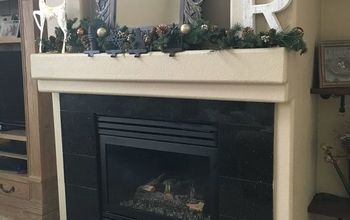Cleaning Glass on Gas Fireplace