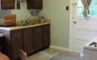 kitchen renew reveal, kitchen design