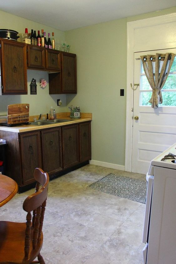 kitchen renew reveal, kitchen design