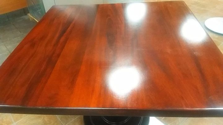 How Can I Remove These Water Marks From Wood Tables Hometalk - How Do You Remove A Watermark From Wooden Table