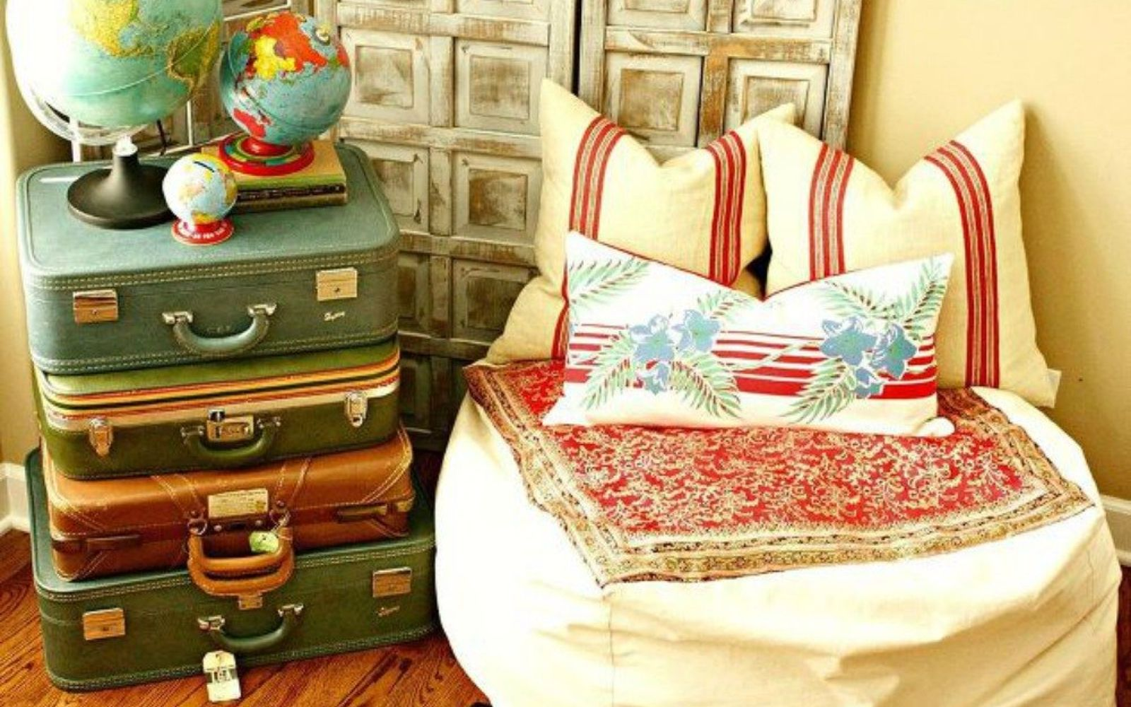 use your old scarves for these 12 amazing home decor ideas hometalk incorporate it into a moroccan pouf