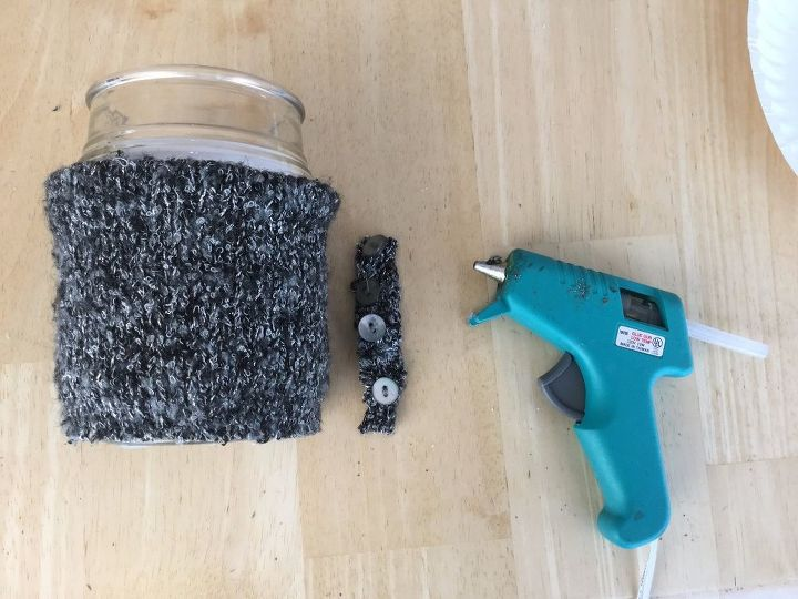 5 items for your winter home from one thrift store sweater part 4
