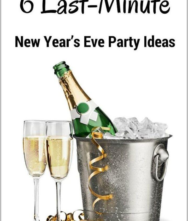 last minute easy new year s eve diy ideas