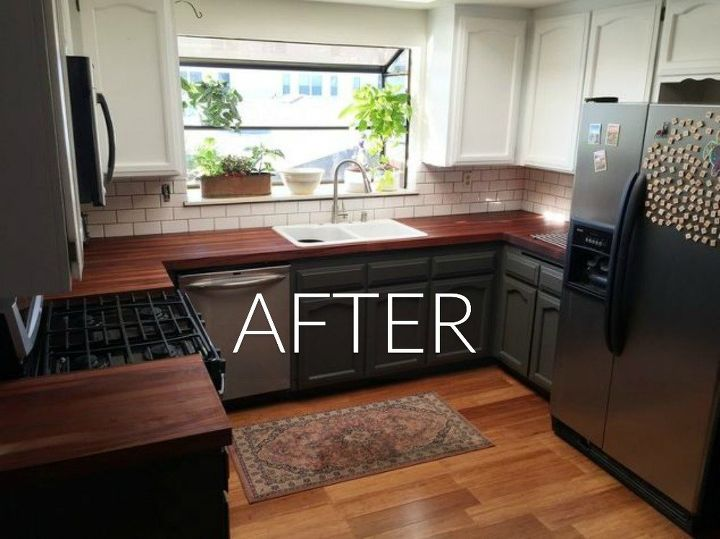 s the best room makeovers of 2016, After An incredible remodelled kitchen