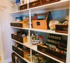 Repurpose Old Hardware For Shelving