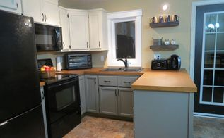 kitchen countertops made from solid wood doors, countertops, doors, kitchen design