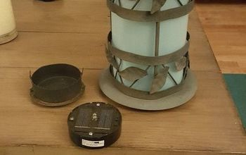 Where can I find replacement parts for an old solar outdoor Lantern?